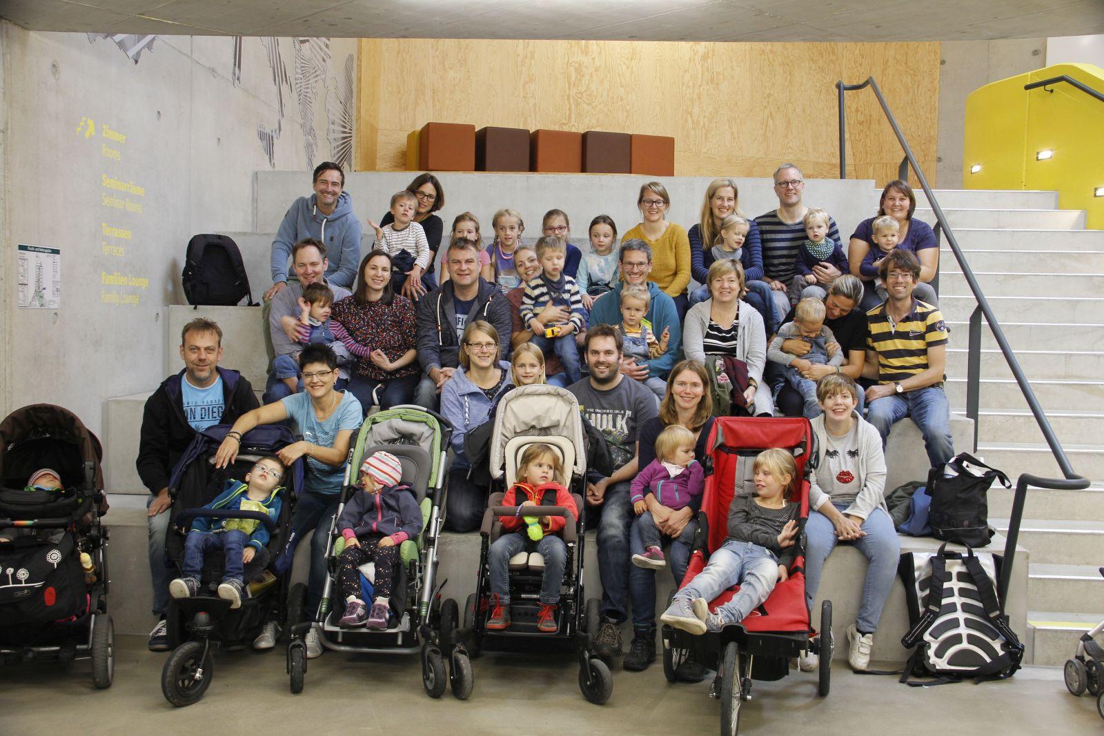 Gruppenfoto Bayreuth 2017
